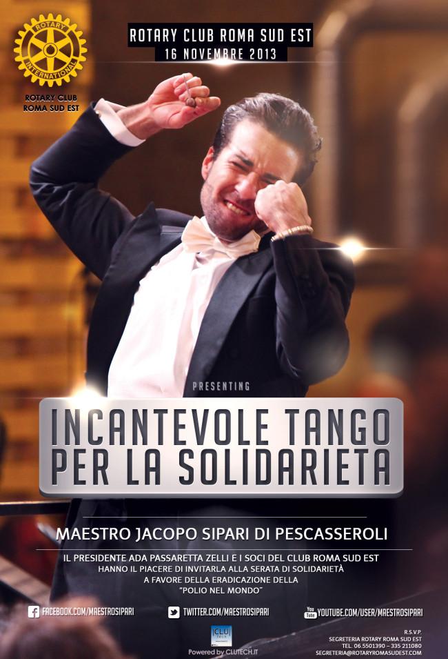 Incantevole Tango per la Solidarietà