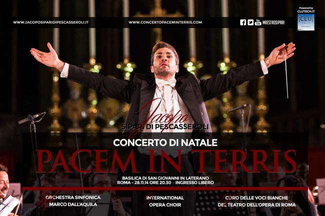 Concerto Pacem In Terris