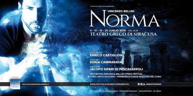 """Per """"Norma"""" uno straordinario Jacopo Sipari di Pescasseroli, vera star della serata"""
