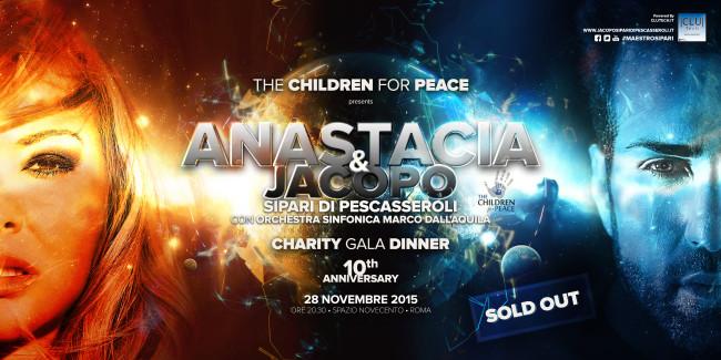 Anastacia e Jacopo