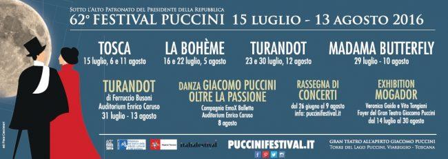 Turandot di Giacomo Puccini a Torre del Lago