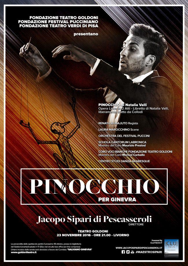 Pinocchio per Ginevra